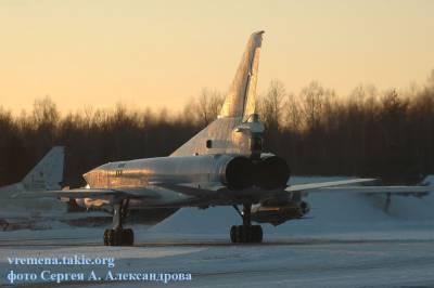 Размещение Ту-22М3 в Крыму